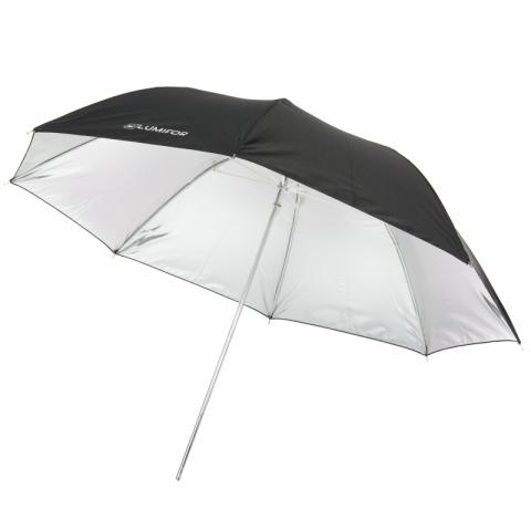 Lumifor LUSB-84 ULTRA зонт на отражение серебряный 84 см