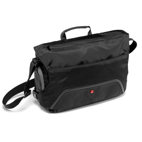 Manfrotto MB MA-M-A Advanced Befree Messenger сумка для фотоаппарата черная