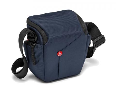 Manfrotto NX-H-IBU сумка-кобура для фотоаппарата NX I синяя