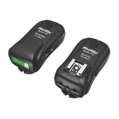 Phottix Strato TTL (89021) радиосинхронизатор для вспышки Nikon