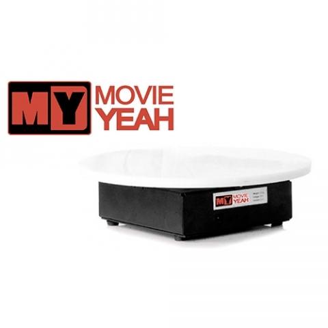 Movie Yeah T001 MY 3D MAKER 10 поворотный столик для автоматизации предметной фотосъемки