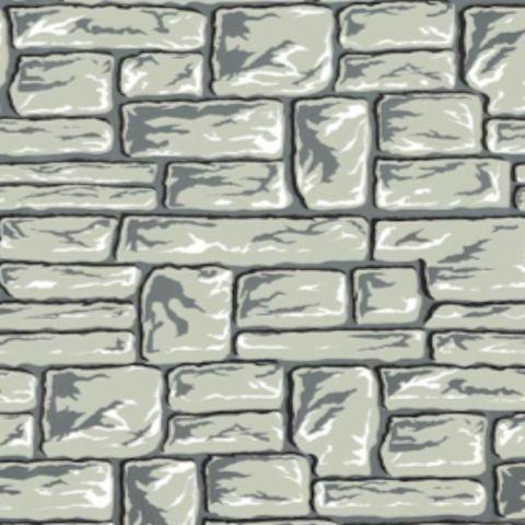Ella Bella COROBUFF FLAGSTONE (12530) фон бумажный объемный булыжник 120х190 см