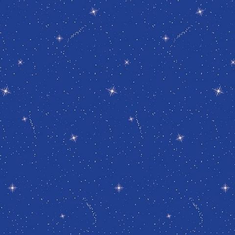 Ella Bella FADELESS 48X50 NIGHT SKY (56225) фон бумажный ночное небо 120х300 см