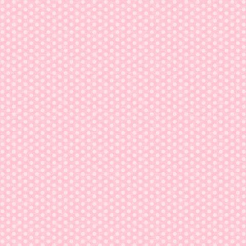 Ella Bella PHOTO BACKDROP DOTS-SOFT PINK (2502) фон бумажный розовое настроение 120х365 см