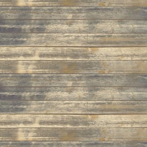 Ella Bella PHOTO BACKDROP RUSTIC WOOD (2509) фон бумажный деревенский пол деревянный 120х180 см