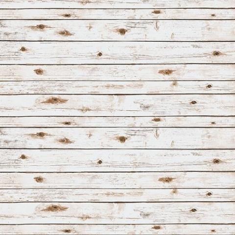 Ella Bella PHOTO BACKDROP WHT WASH FLOOR (2507) фон бумажный белый деревянный пол 120х365 см