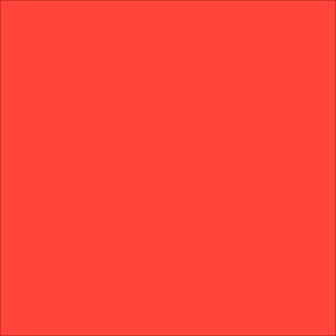 Superior 4550 POPPY фон пластиковый 1,0х1,3 м матовый цвет маковый