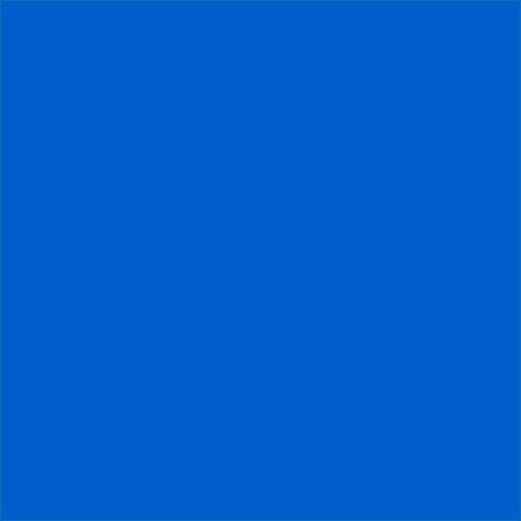 Superior 6400 ROYAL BLUE фон пластиковый 1,0х1,3 м матовый цвет королевский синий