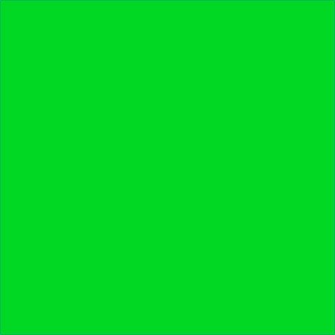 Superior 7100 SPRING GREEN фон пластиковый 1,0х1,3 м матовый цвет светло-зеленый