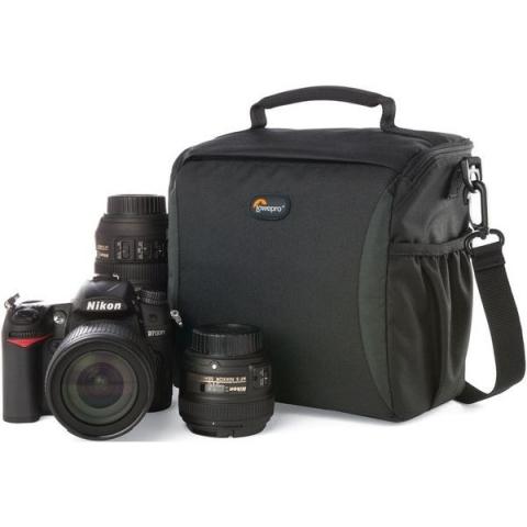 Lowepro Format 160 фотосумка черная