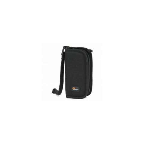 Lowepro S&F Memory Wallet 20 black чехол для карт памяти для разгрузки