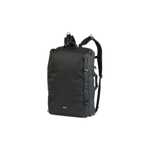 Lowepro S&F Transport Duffle Backpack рюкзак черного цвета