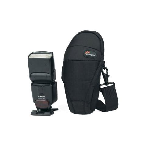 Lowepro S&F Quick Flex Pouch 55 AW black сумка для вспышки для разгрузки