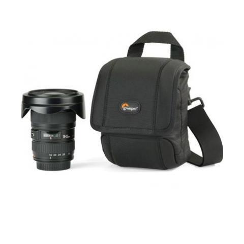 Lowepro S&F Slim Lens Pouch 55 AW black сумка для объектива для разгрузки