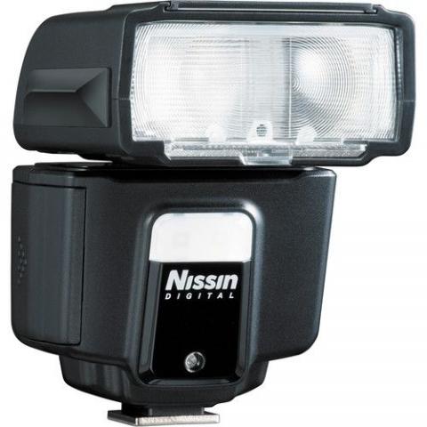 Nissin i40 Sony вспышка для фотокамер Sony ADI/P-TTL