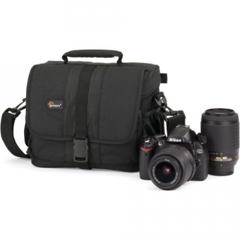 Lowepro Adventura 160  сумка черная