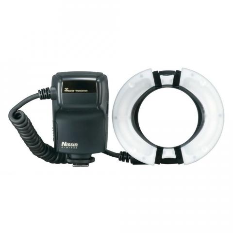 Nissin MF18N Ring Flash кольцевая вспышка для фотокамер Nikon i-TTL