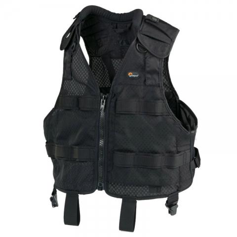 Lowepro S&F Technical Vest black разгрузочный жилет размер L/XL