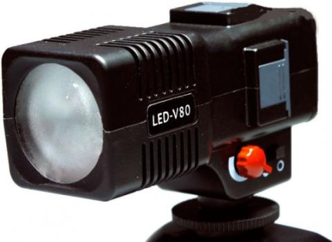 Falcon Eyes LED-V80 светодиодный накамерный осветитель