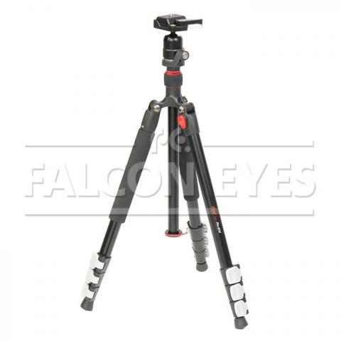 Falcon Eyes Red Line Pro-614 профессиональный штатив