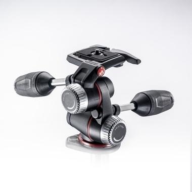 Manfrotto MHXPRO-3W X-PRO 3-WAY HEAD штативная 3D-голова с быстросъемной площадкой