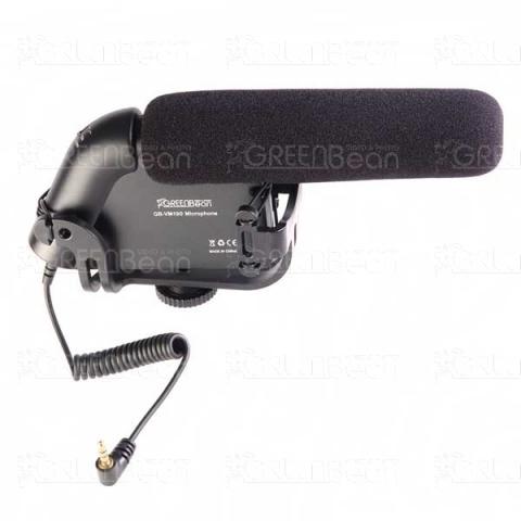 GreenBean GB-VM19D микрофон-пушка для DSLR (снят с производства)
