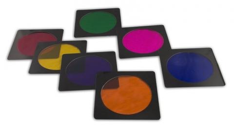 Rekam AC-8011 комплект желатиновых фильтров для RB-4001 (7 цветов)