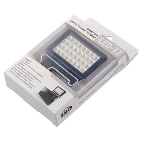 GreenBean iLED-32 осветитель светодиодный для мобильного телефона