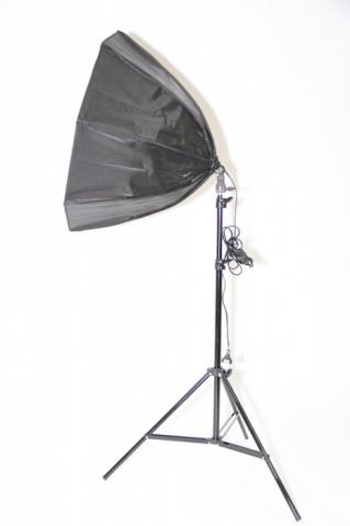 FST FK-125 флуоресцентный осветительный прибор со стойкой