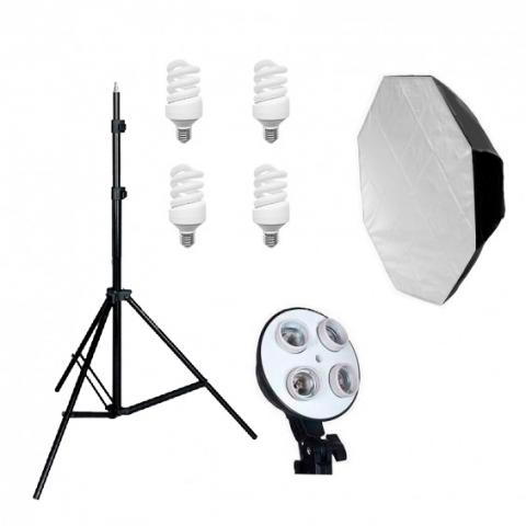 Grifon FLU-112 OB набор люминесцентного освещения 112 Вт с октобоксом