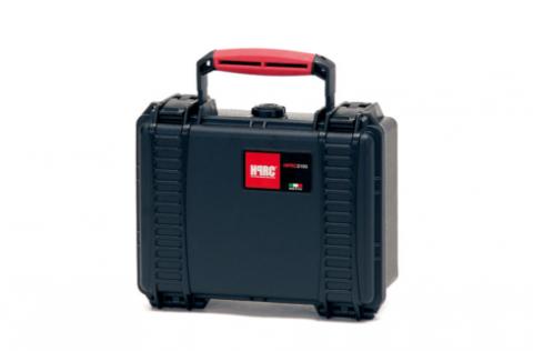 HPRC 2100C жесткий кейс 235x196x110 мм с сумкой из ткани Cordura