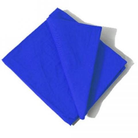 MingXing 68019 Solid Color Background Blue фон тканевый синий 3x6 м