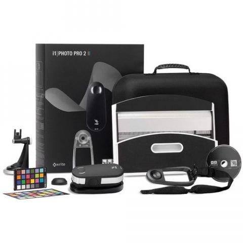 X-Rite i1Photo Pro 2 калибратор монитора/принтера и фотошкалы