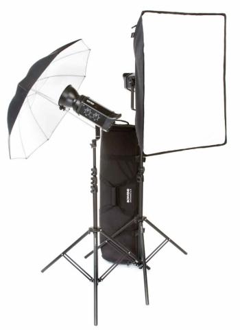 Bowens Gemini 500С/500С BW-4950TXEUR комплект студийного освещения