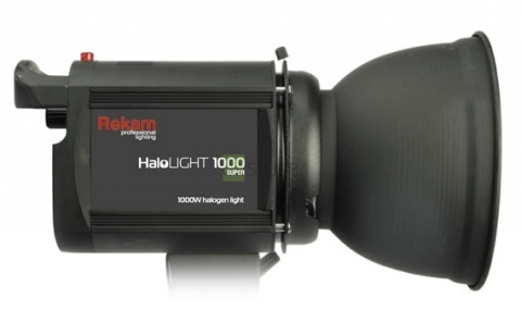 Rekam HL-1000 super HaloLight Super 1000W галогенный осветитель