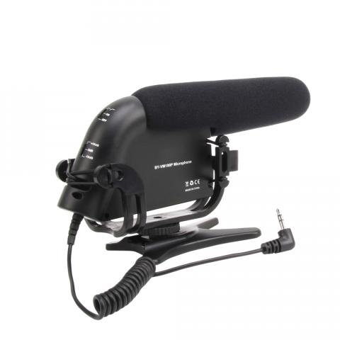 Boya BY-VM190 накамерный конденсаторный микрофон