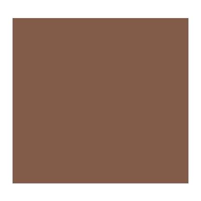 Colorama Peat Brown 180 фон бумажный каштановый 2,72x11 м