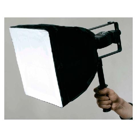Fotokvant (4602-42) мобильный софтбокс для накамерных вспышек 40х60 см