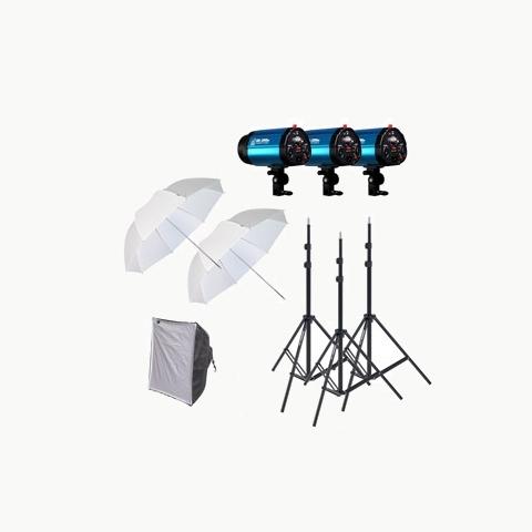 Grifon ecN3-200 набор студийного света «Эконом-200»