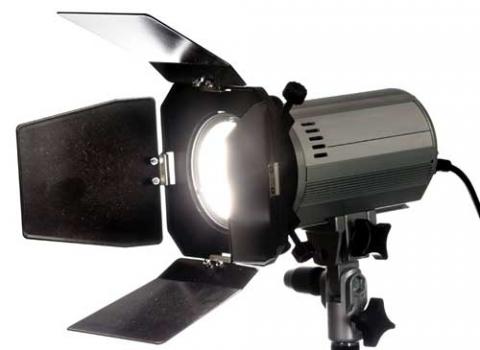 Fotokvant (1801)  галогенный осветитель 250 Вт