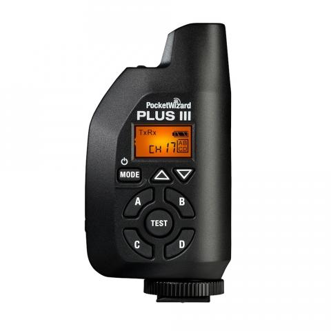 PocketWizard PocketWizard Plus III PW-PLUS3-CE устройство радиоуправления