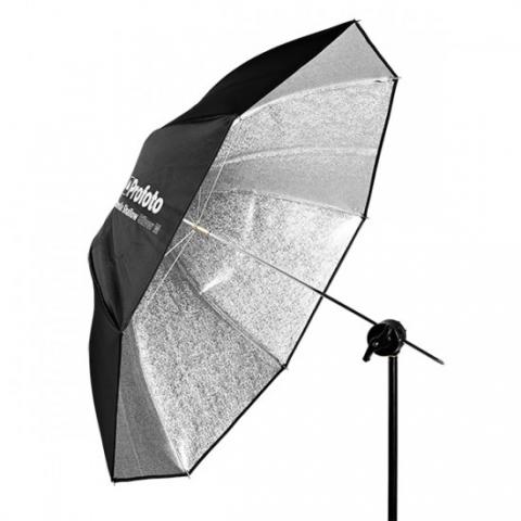"Profoto Umbrella Shallow Silver M 41"" (100975) зонт фотографический диаметром 105 см"