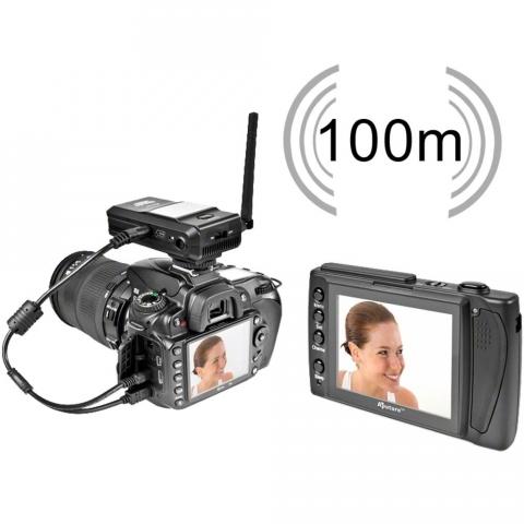 Falcon Eyes DSLR GW3C видоискатель цифровой беспроводной для Canon 7D/50D/40D