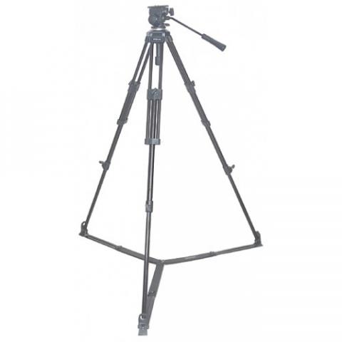 Proaim 75mm Bowl Head Tripod Stand Fluid Head профессиональный штатив для видеокамеры
