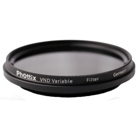 Phottix VND Variable Filter нейтрально серый регулируемый 77 мм