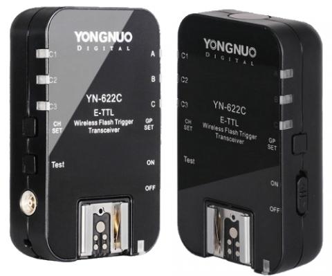 Yongnuo YN-622C Canon E-TTL II комплект TTL-синхронизации