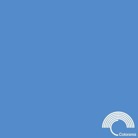 Colorama 109 Bluebell фон бумажный 2,72x11м цвет кобальт