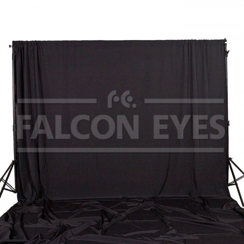 Falcon Eyes Super Dense-3060 black фон черный 3х6 м.