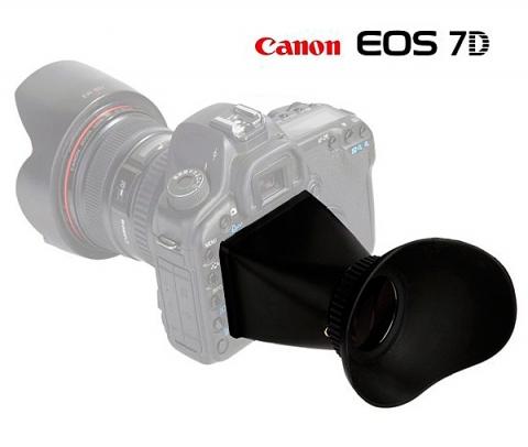 Falcon Eyes LCD-7D видоискатель для Canon 7D