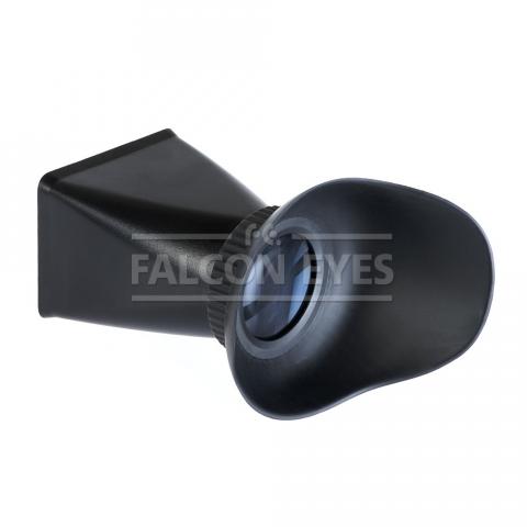 Falcon Eyes LCD-V1 видоискатель для Canon 5DII/7D/500D, Nikon D700/D800